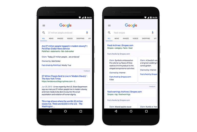 Google'da Doğrulama Desteği
