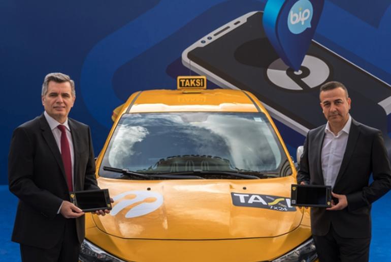 Taksi Uygulaması: Taxi 7×24