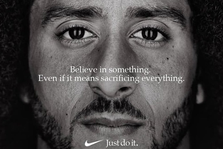 Nike'ye #Boykot