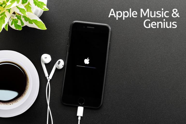 Apple Music & Genius Anlaşması