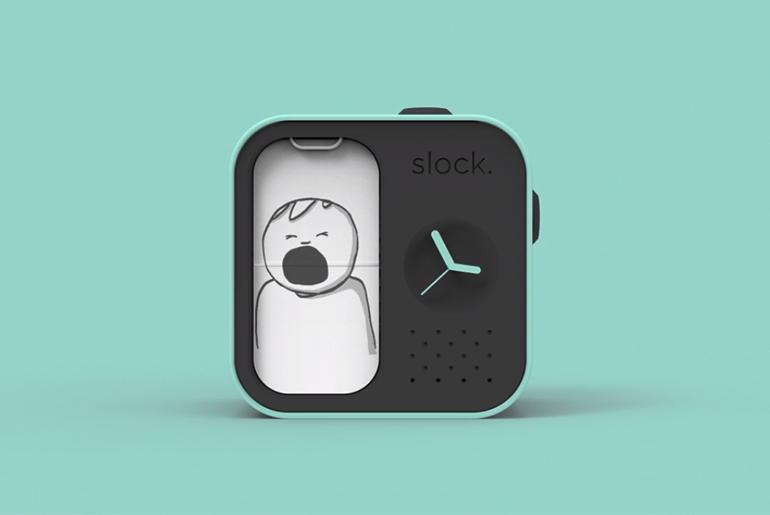 Uyutan Saat: Slock