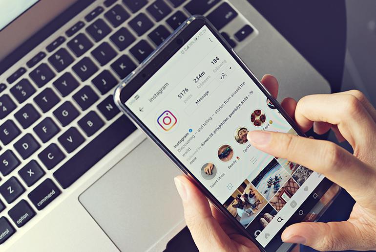 Instagram'la Yeni Deneyimler