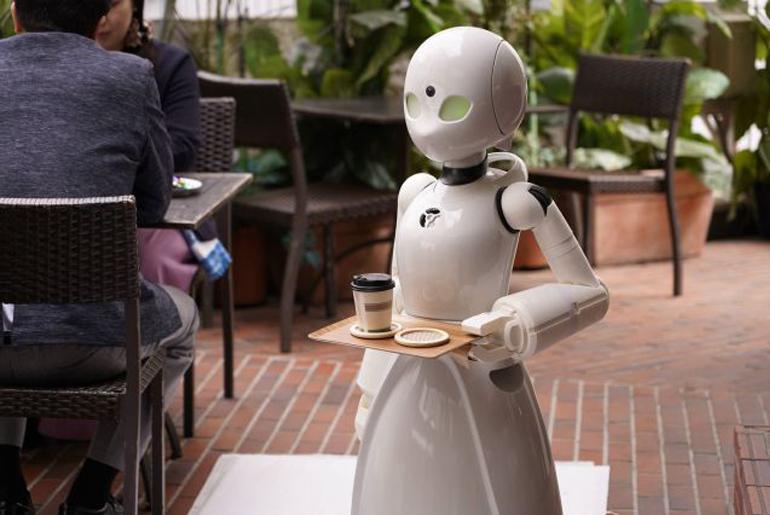 Robotlar İstihdam Sağlıyor