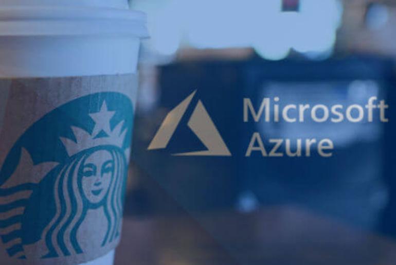 Starbucks Microsoft Ortaklığı