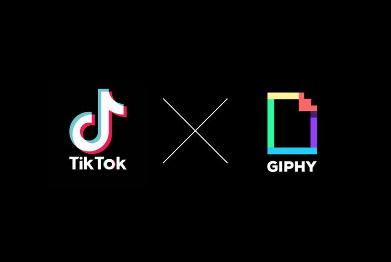TikTok ve GIPHY İşbirliği!
