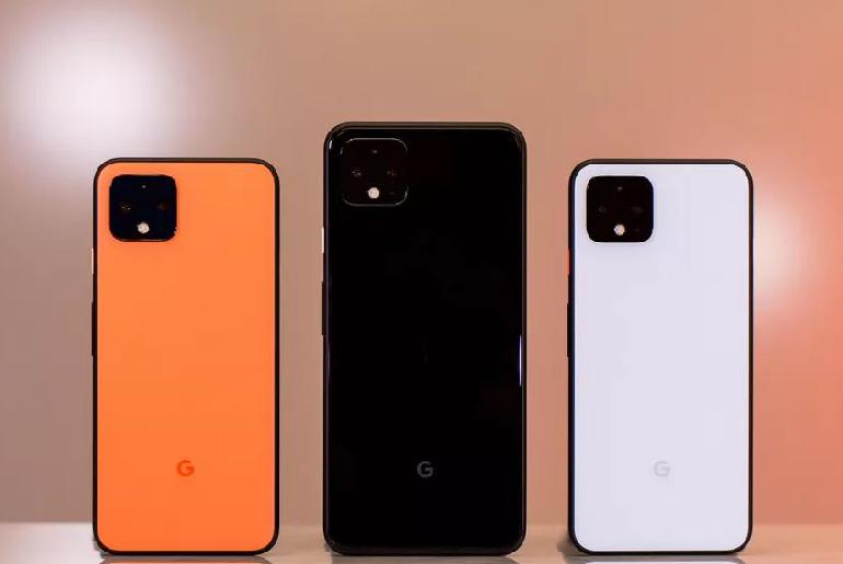 Google Pixel 4 tanıtıldı!