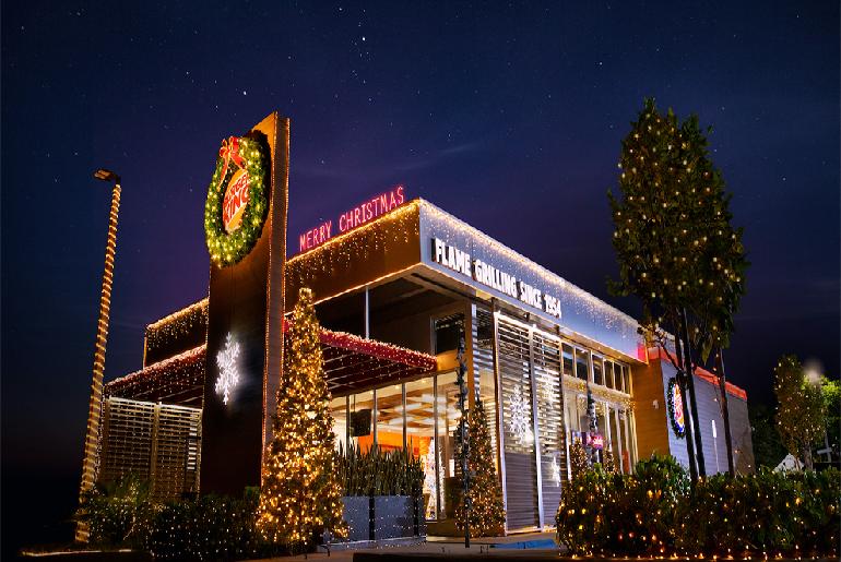 Burger King'den Erken Noel!