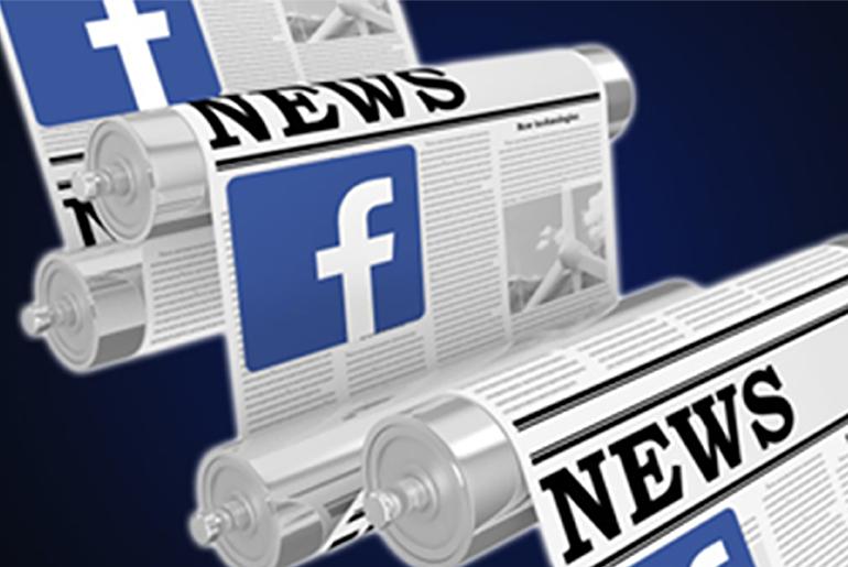 Facebook News geliyor!