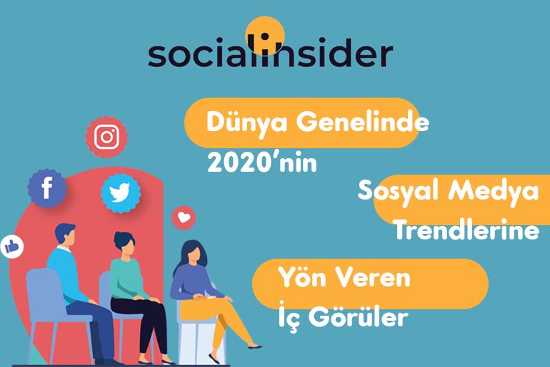 2020'nin Sosyal Medya Trendleri