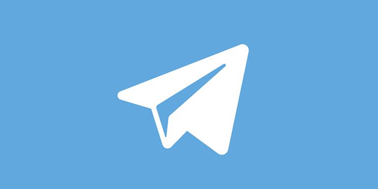 Sen de mi Telegram?