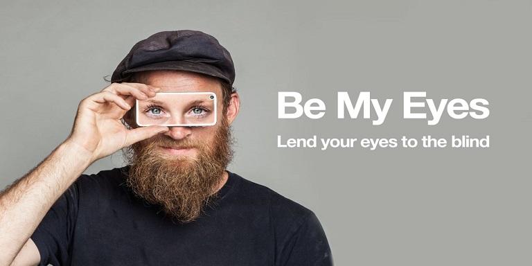 Görmeyenlerin Gözü Olun: Be My Eyes