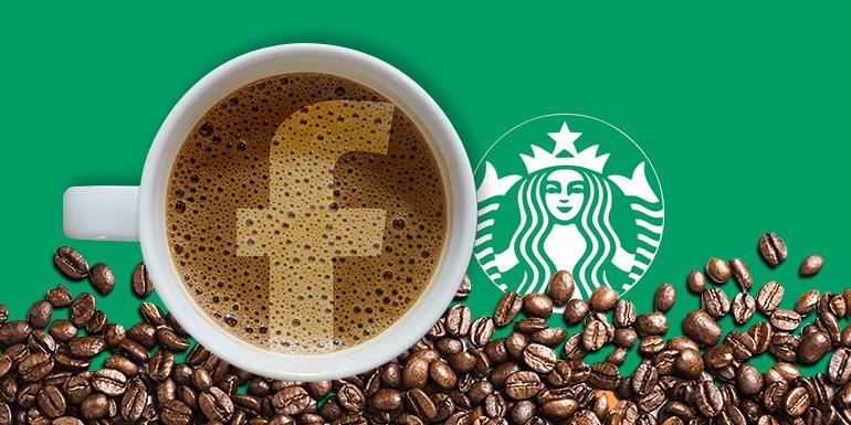 Starbucks, Facebook'tan çıkacak mı?