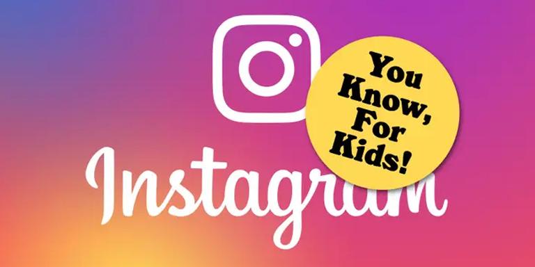Çocuklara Özel Instagram