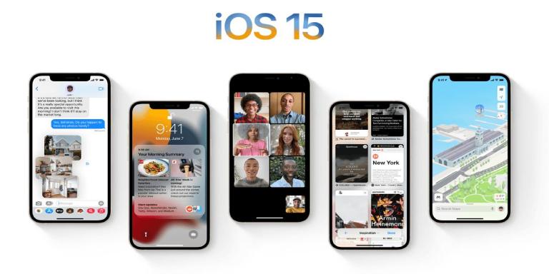 Apple, iOS 15'i Tanıttı!