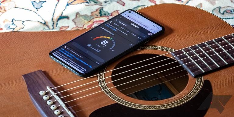 Google'dan Gitar Meraklılarına Sürpriz